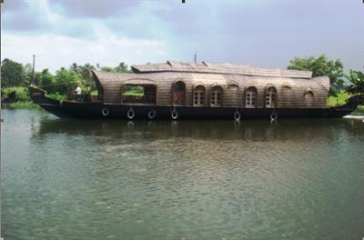 Alleppey Houseboat