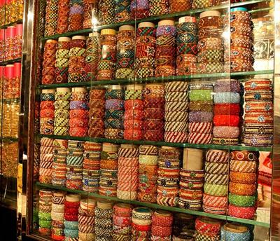 Unlimited Choice of Bangles in Hyderabad