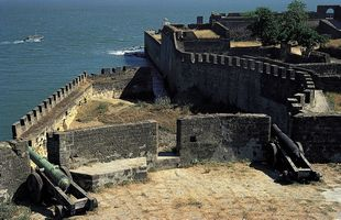 Fort of Moti Daman