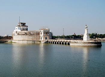 Lakhota Lake, Jamnagar
