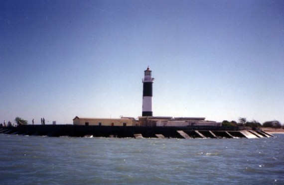 Marine National Park Light House, Jamnagar